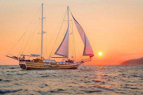Gulet Charter Yachtcharter Kroatien