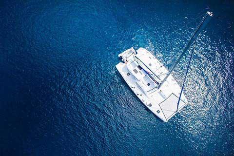 Katamaran Charter Yachtcharter Kroatien
