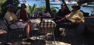 Ricardo & Luz S. Pulido - Yachtcharter Kroatien
