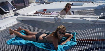 Kristin & Jeff Goulding - Yachtcharter Kroatien