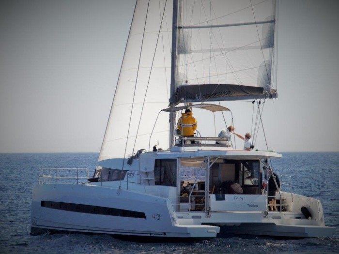 Bali 4.3, NEW | Catamaran Charter Croatia