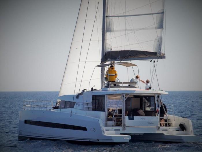 Bali 4.3, TISIA | Catamaran Charter Croatia