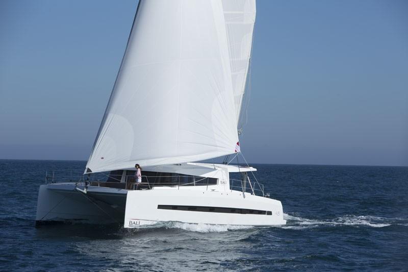Bali 4.5, SPARROW   Catamaran Charter Croatia