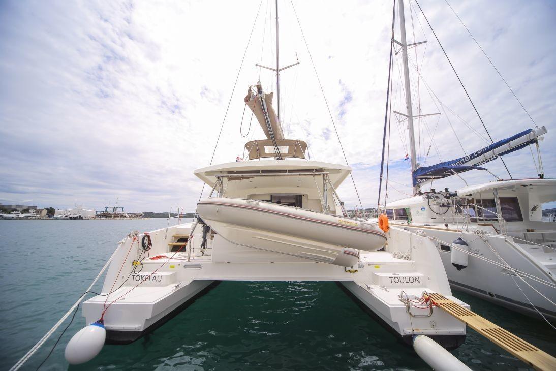 Bali 4.5, TOKELAU ** | Catamaran Charter Croatia