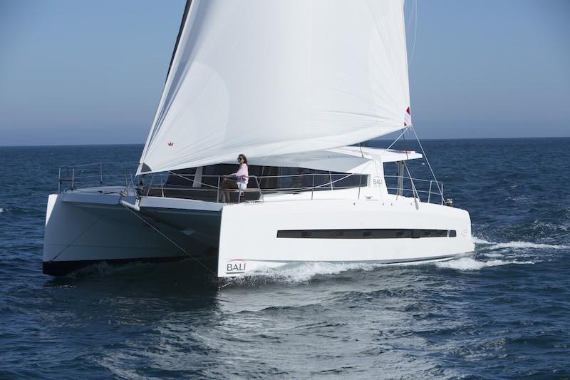 Bali 4.5, SYLVESTER | Catamaran Charter Croatia