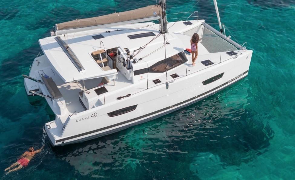 Fountaine Pajot Lucia 40, MARINELO II | Catamaran Charter Croatia