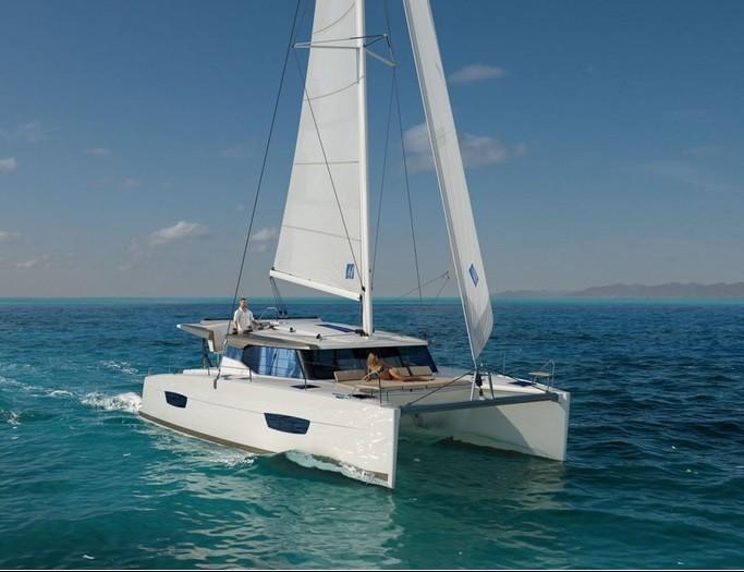 Fountaine Pajot Lucia 40, ANDARO | Catamaran Charter Croatia