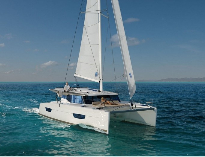 Fountaine Pajot Lucia 40, WHY NOT | Katamaran Charter Kroatien