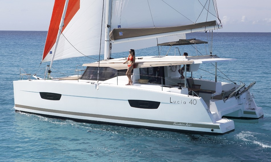 Fountaine Pajot Lucia 40, Fitti | Catamaran Charter Croatia
