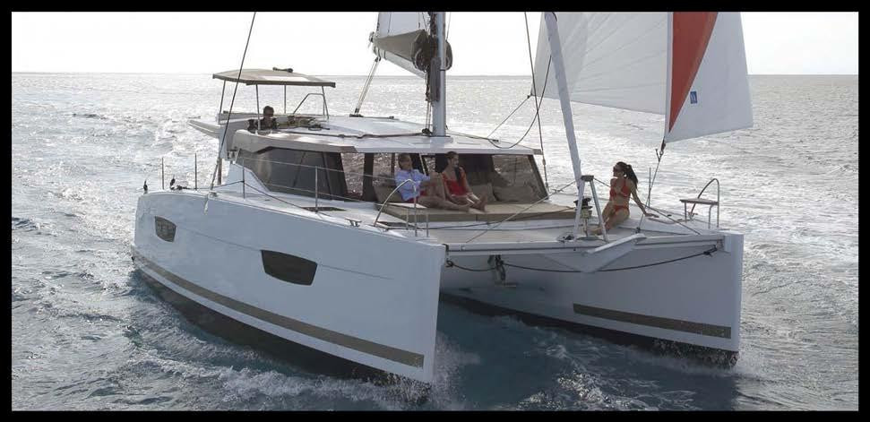 Fountaine Pajot Lucia 40, Minoris | Catamaran Charter Croatia
