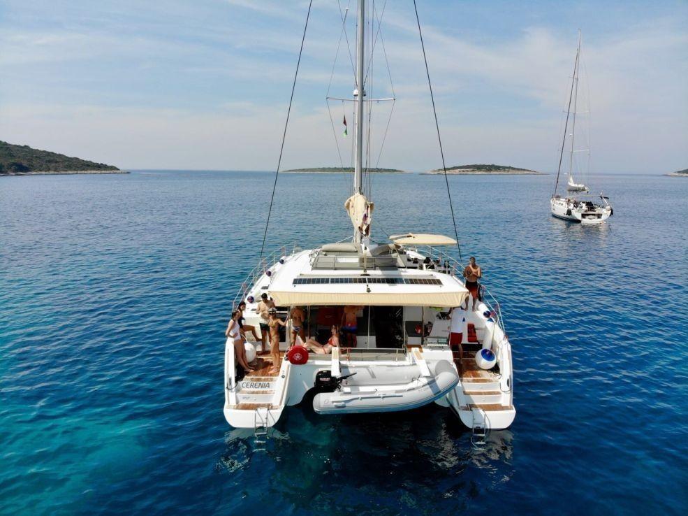 Fountaine Pajot Saba 50, Cerenia ** | Catamaran Charter Croatia