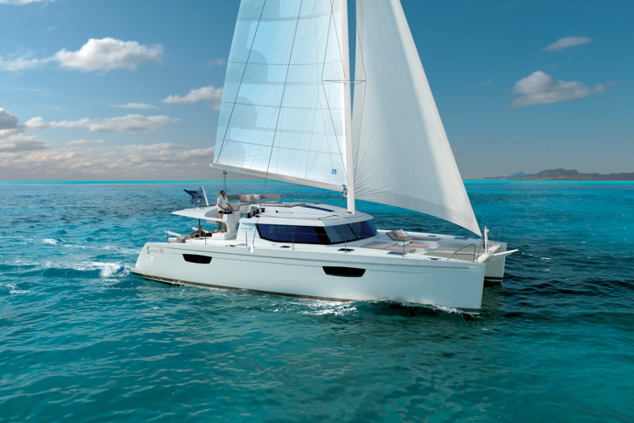 Fountaine Pajot Saba 50, Royal Cracow (crewed) | Catamaran Charter Croatia