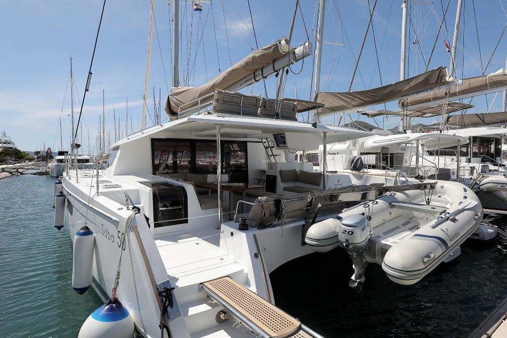 Fountaine Pajot Saba 50, FEELING FREE | Catamaran Charter Croatia