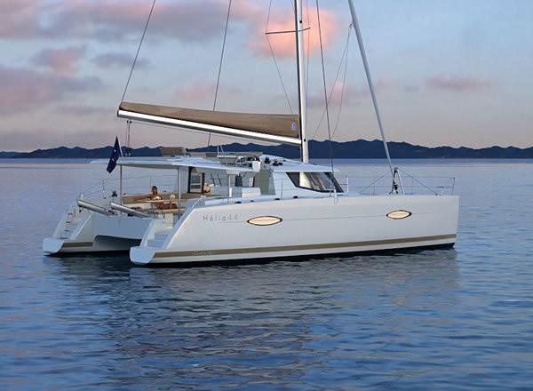 Helia 44, NO SHOES  | Catamaran Charter Croatia