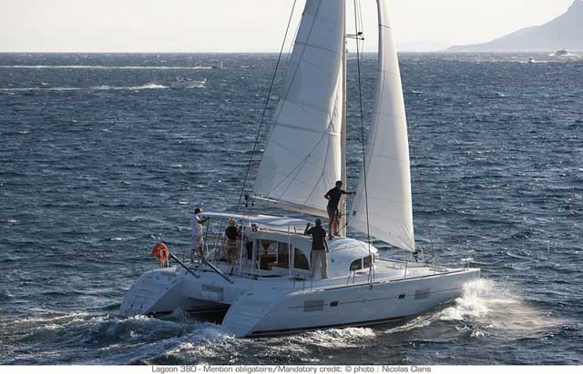 Lagoon 380 S2, LOVE SONG | Catamaran Charter Croatia