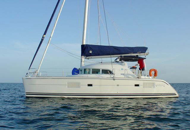 Lagoon 380 S2, Twixie | Catamaran Charter Croatia