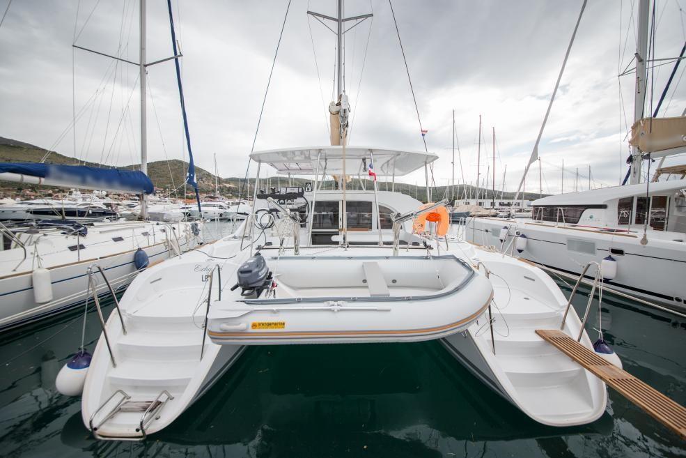Lagoon 380, ESCHYLE  | Catamaran Charter Croatia