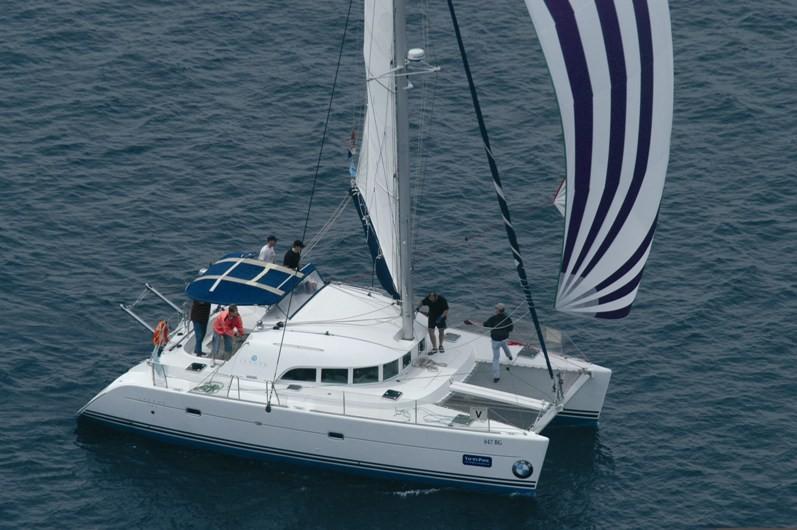 Lagoon 380, Grey Pearl | Catamaran Charter Croatia