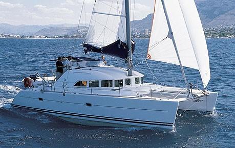 Lagoon 380, Moonshadow | Catamaran Charter Croatia