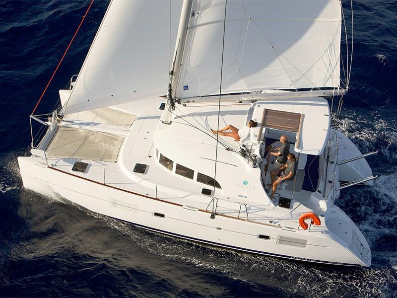 Lagoon 380, Maya | Catamaran Charter Croatia