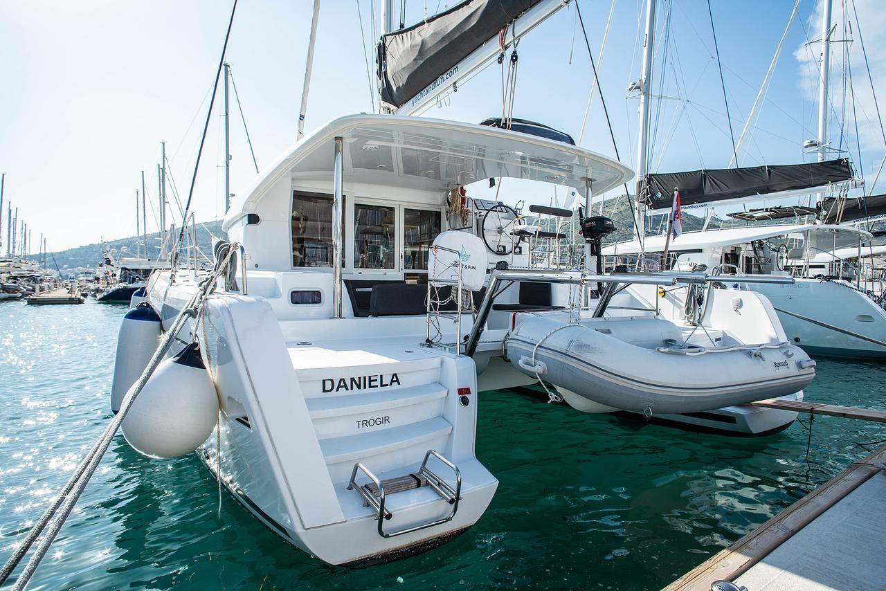 Lagoon 39, Daniela | Catamaran Charter Croatia