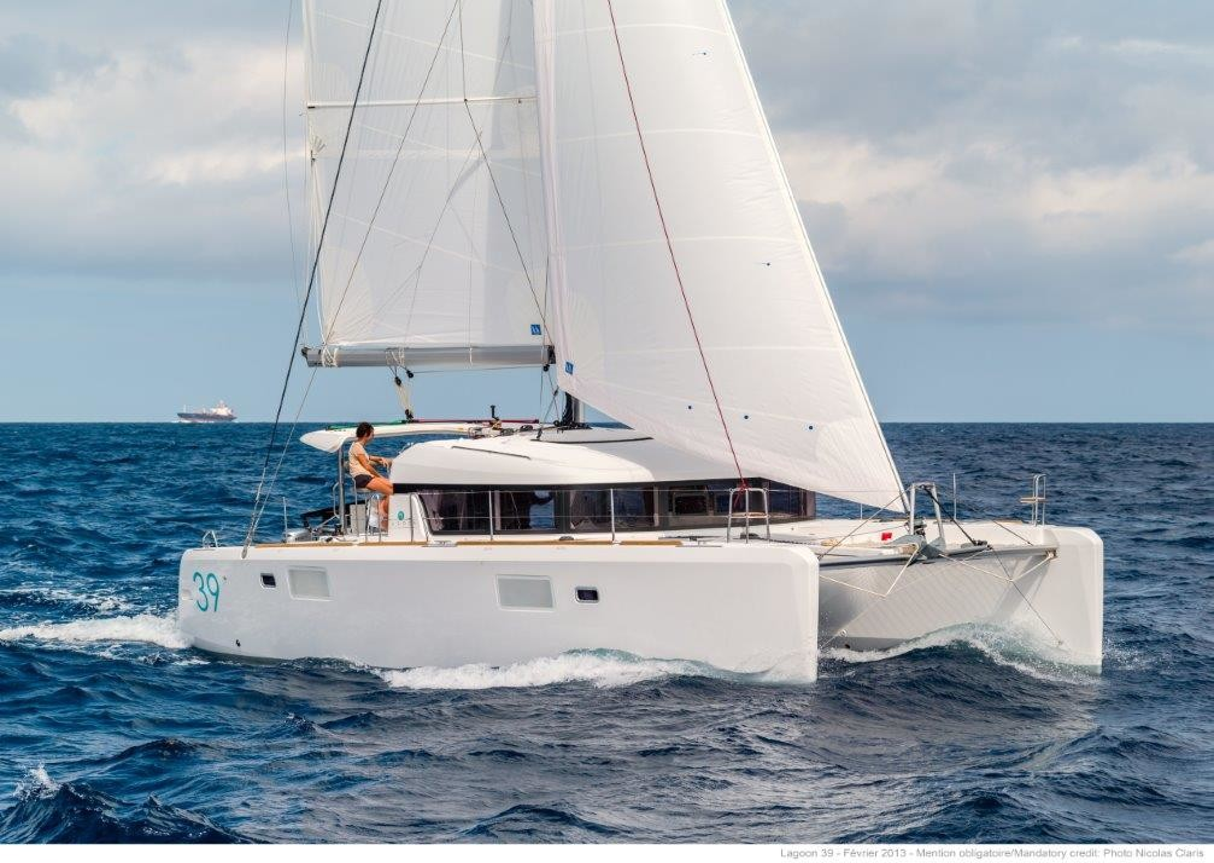 Lagoon 39, Maria | Catamaran Charter Croatia