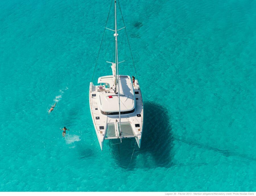 Lagoon 39, Cava | Catamaran Charter Croatia
