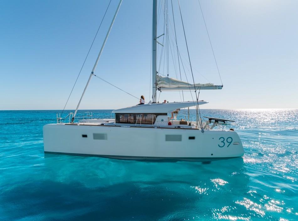 Lagoon 39, Tortola | Catamaran Charter Croatia