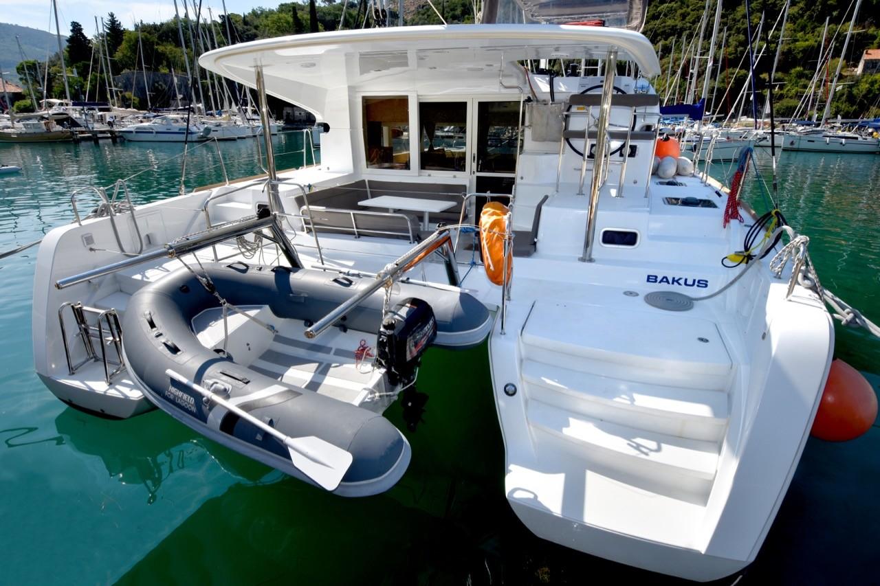 Lagoon 39, Bakus | Catamaran Charter Croatia
