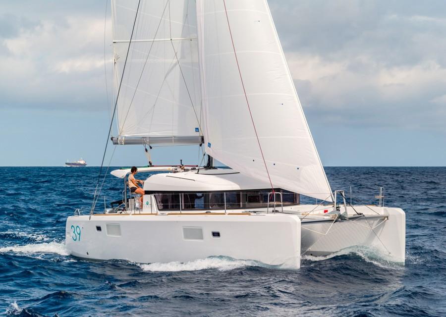 Lagoon 39, My cat | Catamaran Charter Croatia