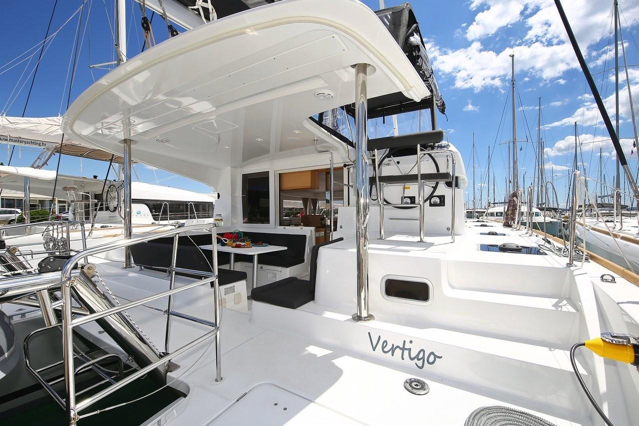 Lagoon 39, VERTIGO | Catamaran Charter Croatia