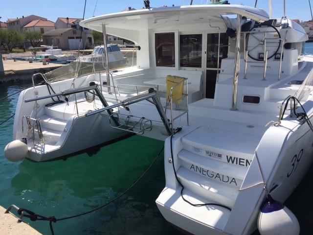 Lagoon 39, Anegada | Catamaran Charter Croatia