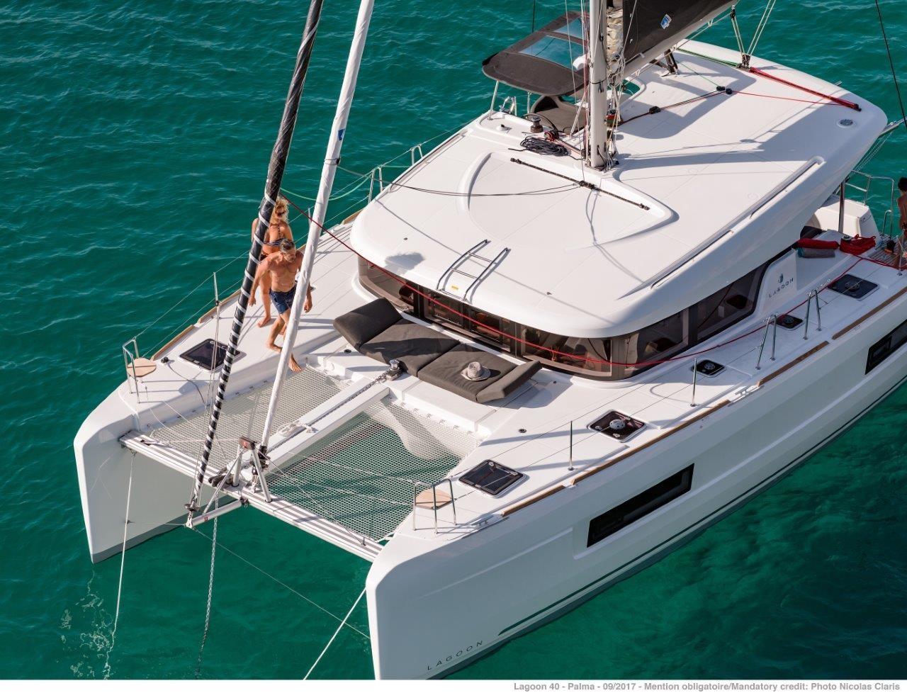 Lagoon 40 Vaiana | Catamaran Charter Croatia