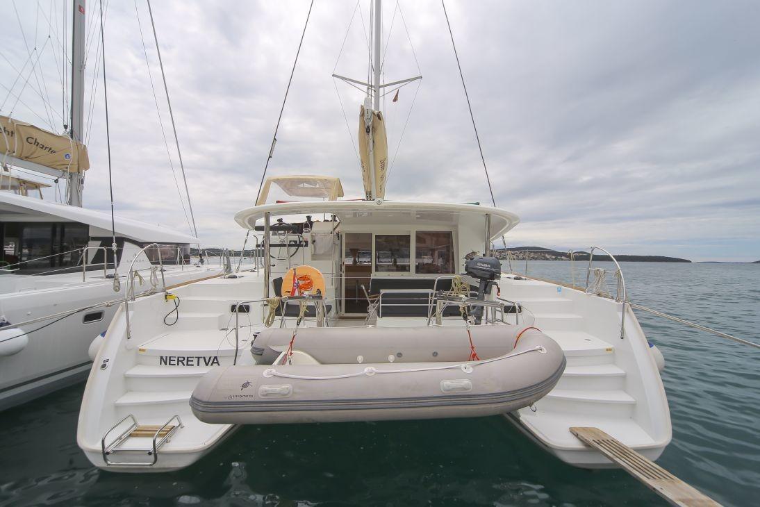 Lagoon 400 S2, NERETVA  | Catamaran Charter Croatia