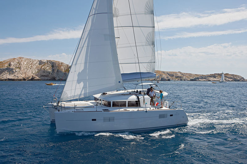 Lagoon 400 S2, SOLANTA  | Catamaran Charter Croatia