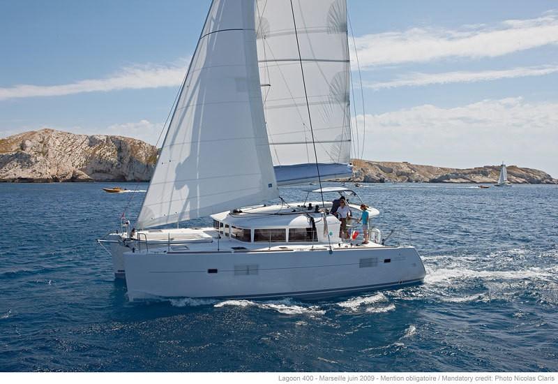 Lagoon 400 S2, VICTOR IV  | Catamaran Charter Croatia