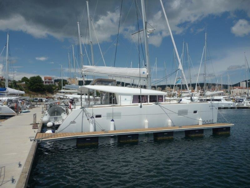 Lagoon 400 S2, My Dream | Catamaran Charter Croatia