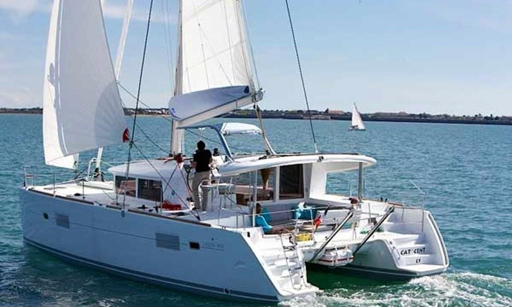 Lagoon 400 S2, MY ELFRI III | Catamaran Charter Croatia