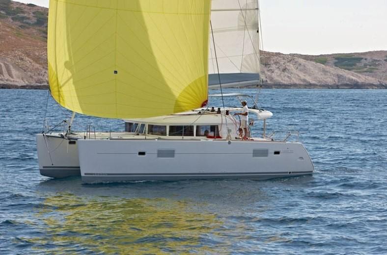 Lagoon 400 MH 32   Catamaran Charter Croatia