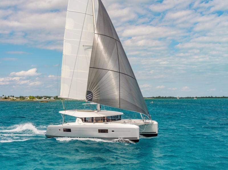 Lagoon 42, JADE  | Catamaran Charter Croatia