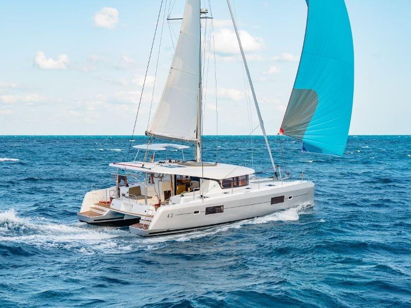 Lagoon 42, Poseidon | Catamaran Charter Croatia