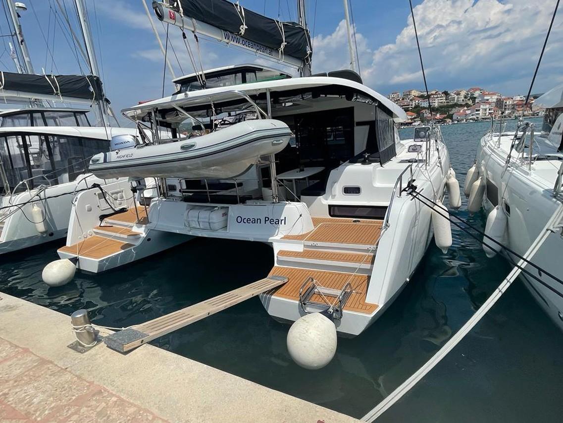 Lagoon 42, Ocean Pearl | Catamaran Charter Croatia