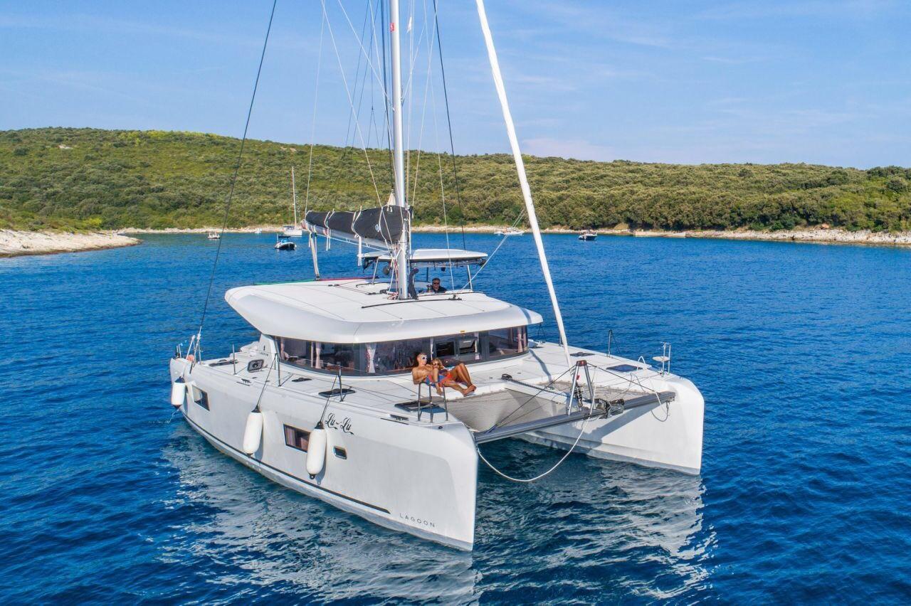 Lagoon 42 Lu-Lu NEW | Katamaran Charter Kroatien