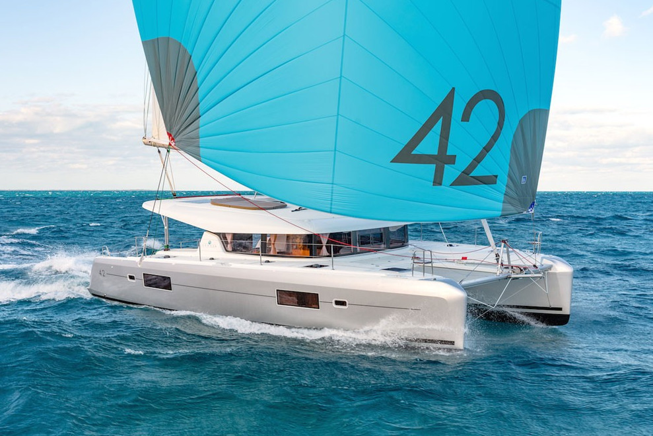 Lagoon 42 Da Vinci | Catamaran Charter Croatia