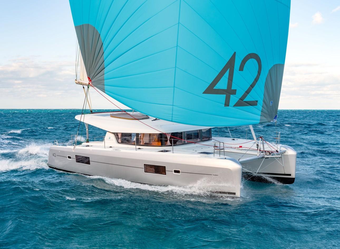 Lagoon 42 DEMI DOUX | Catamaran Charter Croatia