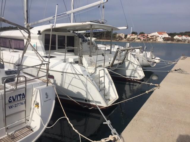 Lagoon 421, Marielle | Catamaran Charter Croatia