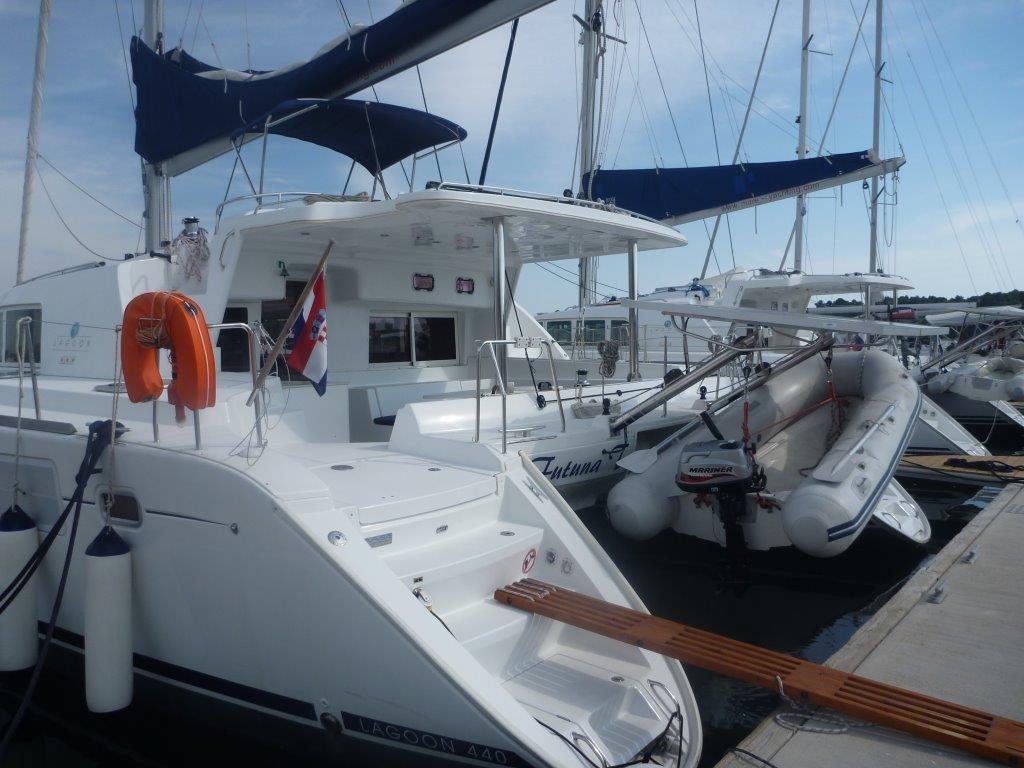 Lagoon 440, Futuna T | Catamaran Charter Croatia