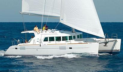Lagoon 440, Celia | Catamaran Charter Croatia