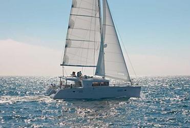 Lagoon 450 F, CARIAMA | Catamaran Charter Croatia