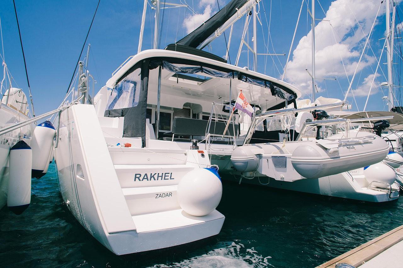 Lagoon 450 F Rakhel | Katamaran Charter Kroatien